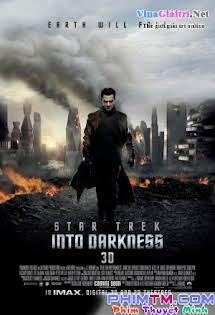 Star Trek Chìm Vào Bóng Tối - Star Trek Into The Darkness Tập HD 1080p Full