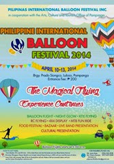 Philippine International Balloon Festival 2014