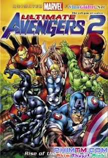 Trận Chiến Cuối Cùng 2: Báo Đen Trỗi Dậy - Ultimate Avengers Ii: Rise Of The Panther