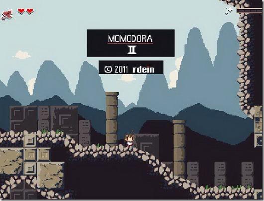 Momodora 2 free indie game (6)