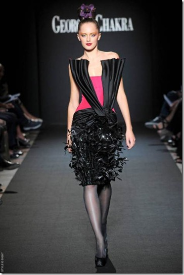 Georges Chakra Fall 2011 (nay)