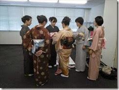 広島リビングカルチャー倶楽部の着付け教室 (2)