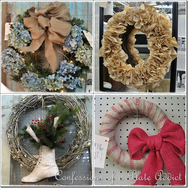 wreath page