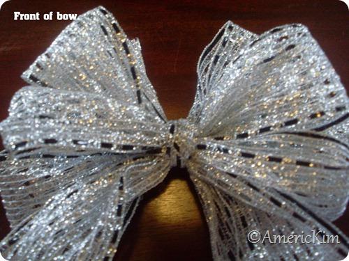Christmas Bow DIY-9