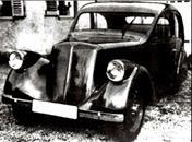 Volkswagen Porsche Zundapp type 12 1932