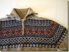 sweater to felt
