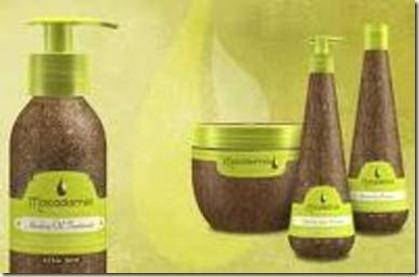 productos para el cabello Macadamia-
