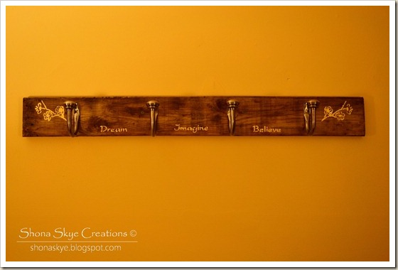 Shona Skye Creations - Reclaimed Decking Coat Rack 006