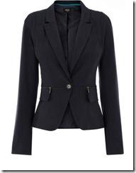 Oasis Peplum Jacket