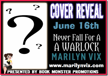 TOUR BUTTON - Marilyn Vix NEVER FALL FOR A WARLOCK Cover Reveal