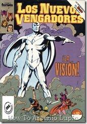 P00045 - Los Nuevos Vengadores #45