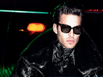 Jon Kortajarena by Mert & Marcus for Tom Ford F/W 2011-12
