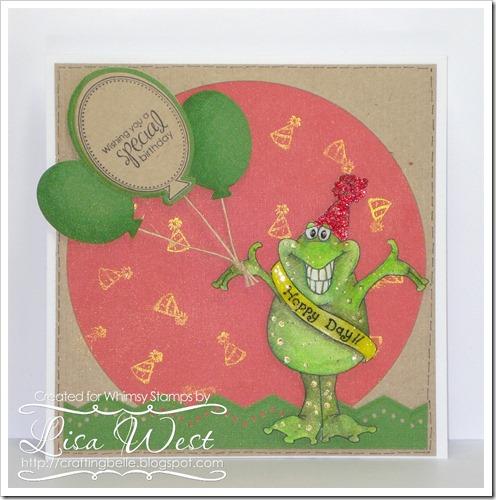 CD Froggie Hoppy Day (1)