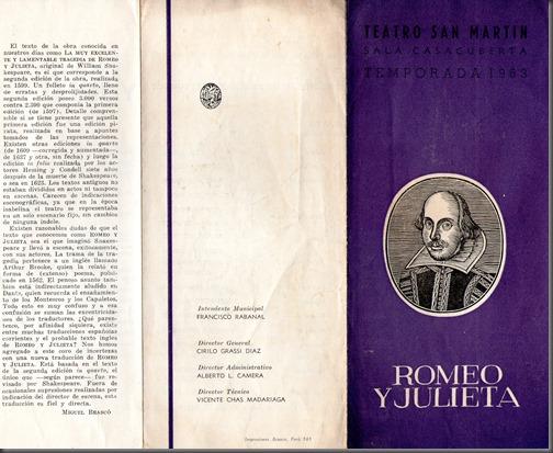 romeo y julieta 0