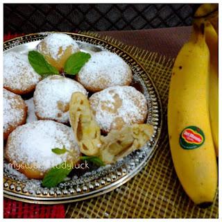 donat pisang