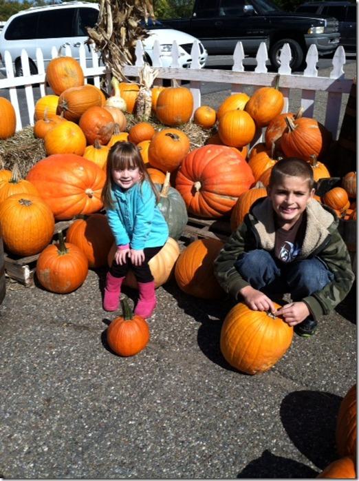 pumpkins grandkids3