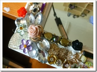 jewelled mirror