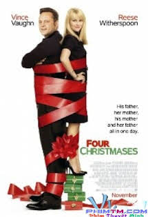 Giáng Sinh Kỳ Quặc - Four Christmases