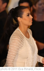 'Kim  Kardashian' photo (c) 2011, Eva Rinaldi - license: http://creativecommons.org/licenses/by-sa/2.0/
