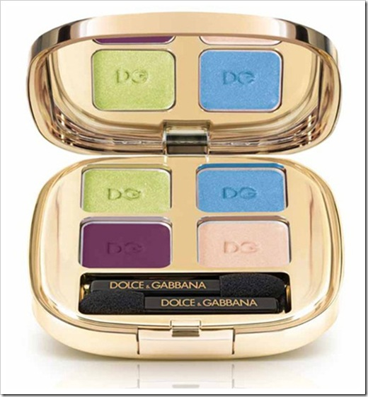 Dolce-Gabbana-Bouquet-Makeup-Collection-Spring-2012-eyeshadow-quad