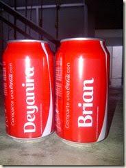 Coca Cola D B