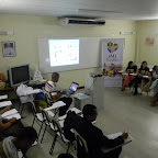 Encontro sobre a Semana Missionria e a JMJ 2013