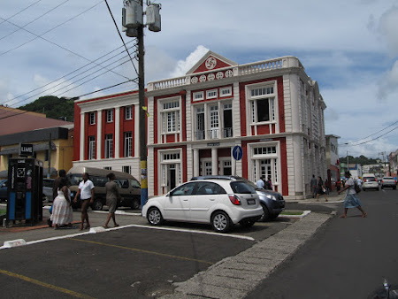 St. Lucia: The Library of Castries