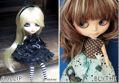 pullip e blythe