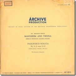 Archiv AP 13013 front