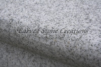 California White Granite Sample