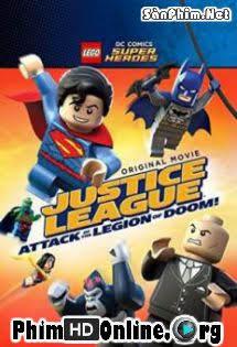 Liên Minh Công Lý: Cuộc Tấn Công Của Binh Đoàn Hủy Diệt - Lego Dc Super Heroes: Justice League