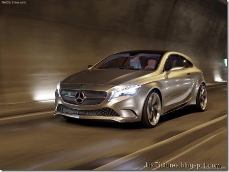 Mercedes-Benz A-Class Concept3