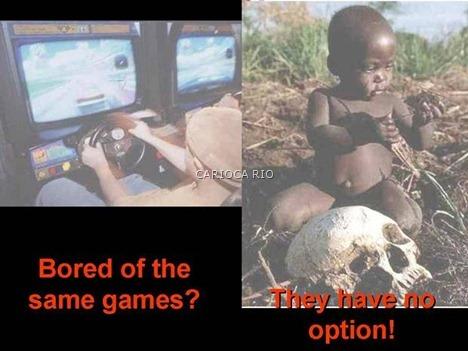 Enjoado dos mesmos jogos