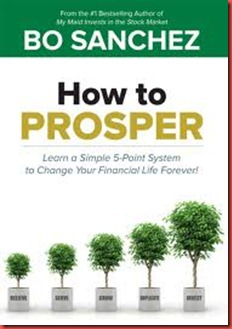 how to prosper by bo sanchez