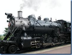 1743 Pennsylvania - Strasburg, PA - Strasburg Rail Road steam locomotive engine