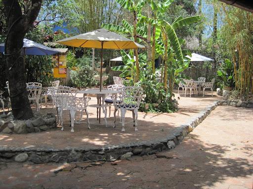 Jardin Escondido (Hidden Garden) in Vilcabamba, Ecuador