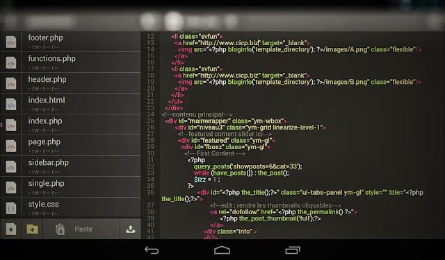 Comment coder ou déboguer avec votre tablette Android, A Unix Mind In A Windows World