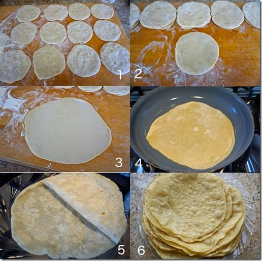 chinese pancake composit