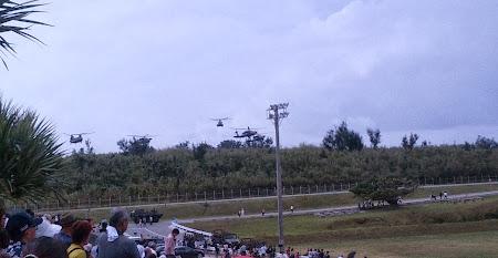 CH-47JAとUH-60JA