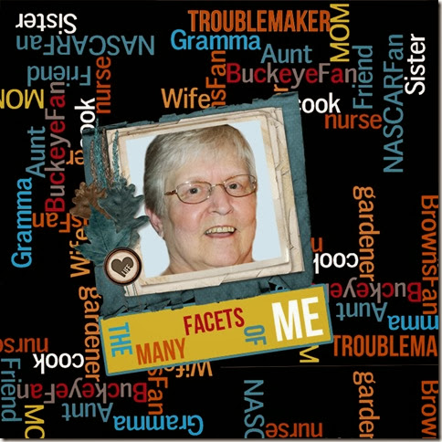 The Many Facets of Me-web