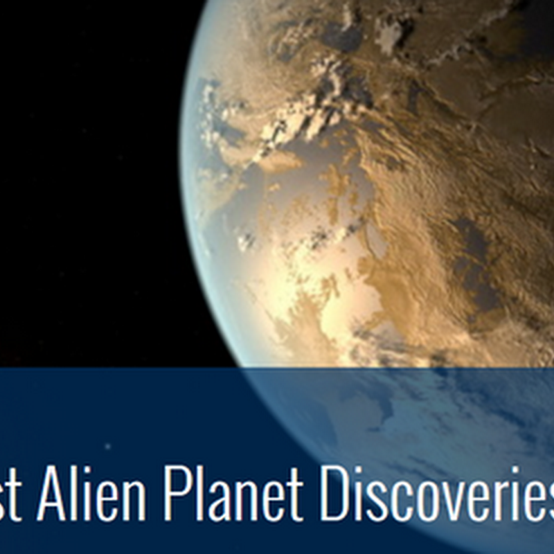 10 BIGGEST ALIEN PLANET DISCOVERIES OF 2014
