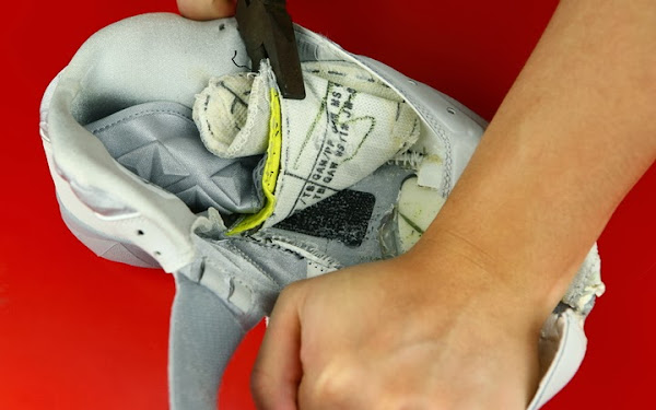Sneaker Anatomy Nike Zoom Soldier VII Gets Torn in Pieces
