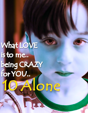 #Valentine2014 V Day What Love is to me Song Quote Crazy for you 10 Alone Vikrmn Author 10 Alone CA Vikram Verma