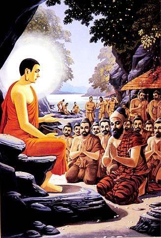 Đức Phật chế ra ngũ giới làm giới đức căn bản cho các đệ tử tại gia trong quá trình học đạo