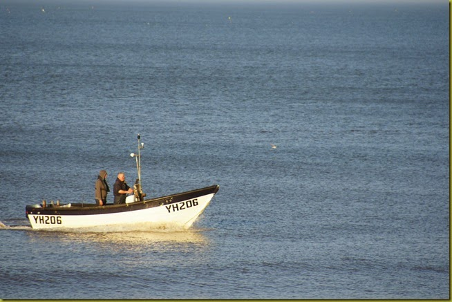 Cromer fishing boat