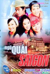 Ngũ Quái Sài Gòn - Ngu Quai Sai Gon