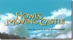 Howls Moving Castle Title