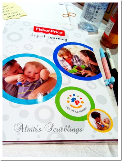 Fisher Price Joy of Learning