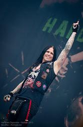 Harcore Superstar au Hellfest 2013