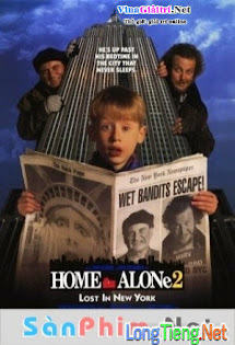 Ở Nhà Một Mình 2: Lạc Ở New York -  Home Alone 2: Lost In New York